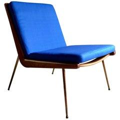 Boomerang Chair Peter Hvidt & Orla Molgaard Nielsen by France & Son, circa 1950s