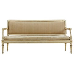 Italian Painted Sofa