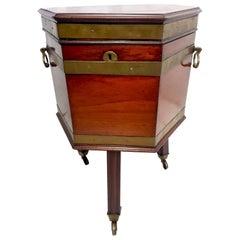 18th Century Mahogany Wine Cooler