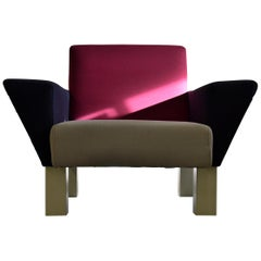 Ettore Sottsass West Side Lounge Chair