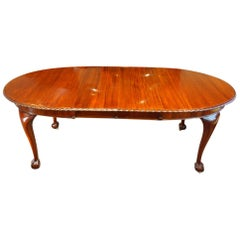 Waring and Gillow Mahogany Extending Dining Table
