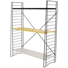 Tomado Single Standing Industrial Book Shelf