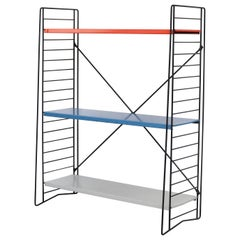 Tomado Single Standing Industrial Book Shelf