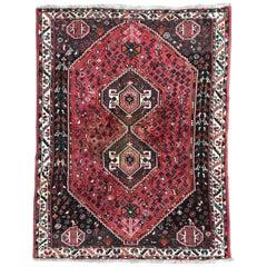 Vintage Shiraz Design Rug