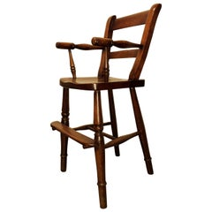 Country Victorian Childs Chair