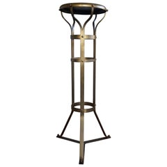 Handsome and Top Quality Made Solid Brass Arts & Crafts Pedestal Sculpture Stand
