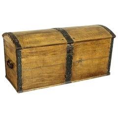 18th Century Oak Chest