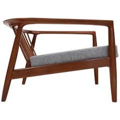 Vintage Folke Ohlsson Armchair for Bodafors, Sweden, 1963