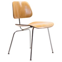 Charles & Ray Eames for Evans Products Company DCM Chair