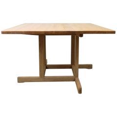 Coffee Table 5271 Børge Mogensen Oak, Denmark, 1970s