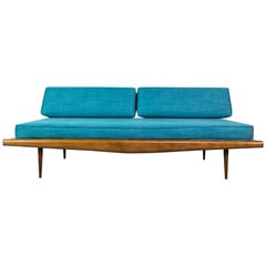 American Design Daybed in Walnut by Adrian Pearsall