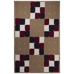 Patchwork Tacked Quilt by Saved, New York