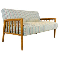 Mid-Century Modern Settee by Conant Ball