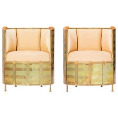El Dorado Chairs by Mats Theselius for Kallemo, Limited Edition