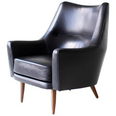 Ib Kofod-Larsen Attributed Lounge Chair