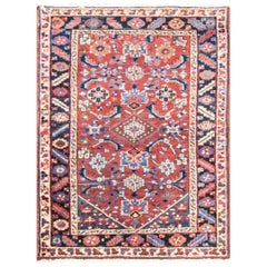 Wonderful Persian Heriz Oriental Rug