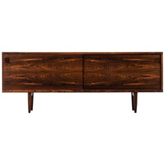 Niels O. Møller Sideboard Model No 20 in Rosewood Produced in Denmark