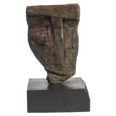Sentinel 1, Cast Bronze Sculpture