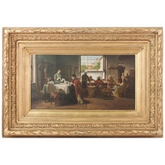 19th Century Signed Painting