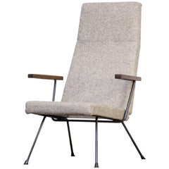 1950s André Cordemeyer 'Model 1410' Lounge Fauteuil for Gispen