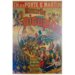 30 Year Collection of 4000 French Movie Posters, Ad Posters & Cinema Memorabilia