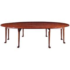George III Irish Wake Table