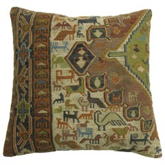 Pictorial Soumac Pillow