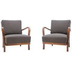 Set of Two Art Deco Beautiful Armchairs, 1935