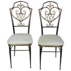 Pair of Chevet Chairs