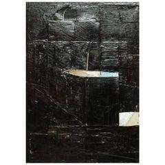 Florian Schmidt Modern Untitled Mixed-Media Assemblage