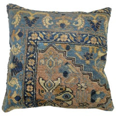 Antique Persian Malayer Pillow