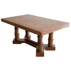 Charles Dudouyt Table, circa 1940