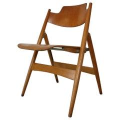 Egon Eiermann SE-18 Folding Chair, 1948