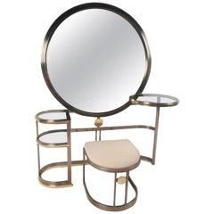 Mid-Century Modern Vanity by DIA
