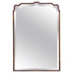 Queen Anne Walnut Mirror, circa 1710