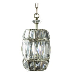 Cut Crystal Chandelier by Bakalowits And Soehne