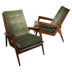 Pierre Guariche Armchairs