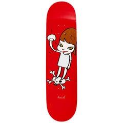 Solid Fist Skateboard by Yoshitomo Nara