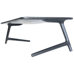 Coffee Table in Charcoal Ash, Living Room Accent Table