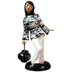 Hedi Schoop Ceramic Figurine, 1950s