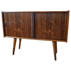 Danish Midcentury Rosewood Cabinet from Westergaard Møbelfabrik, 1960s