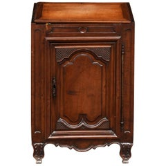 18th Small Furniture Oratory Walnut Louis XV Style