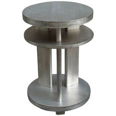 Art Deco Gilded Side Table