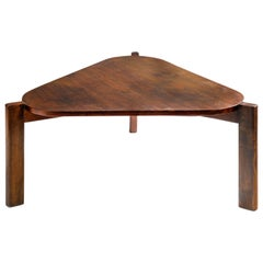 Pierre Jeanneret, Large Coffee Table, 1960