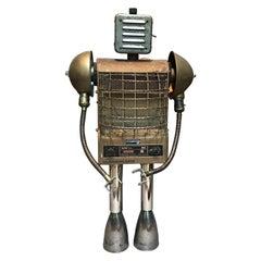 Markel Robot Sculpture by Bennett Robot Works