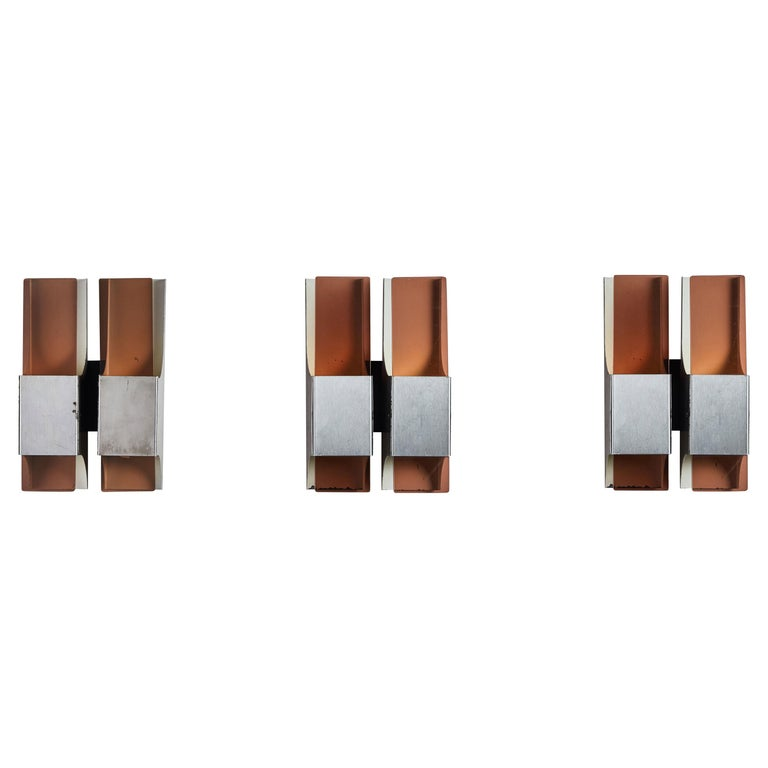 Three French Sconces For Sale