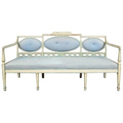 Gustavian Seating
