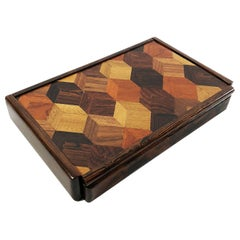 Geometrical Optical Box by Don Shoemaker