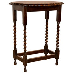 Late Victorian Side Tables