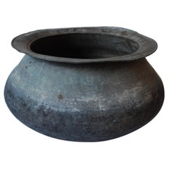 19th Century Turkish Copper Vessel
